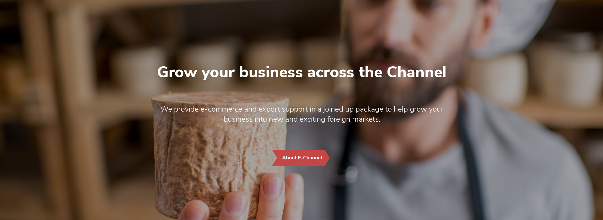 Grow your business across the Channel